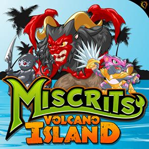 miscrits volcano island GameSkip