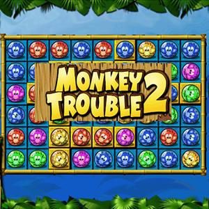monkey trouble 2 GameSkip