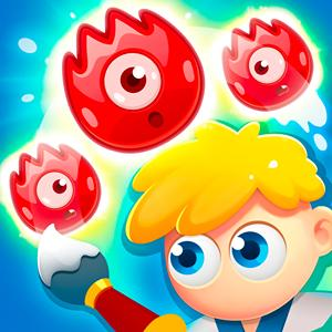 monster busters link flash GameSkip