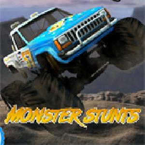 monster stunts GameSkip