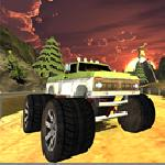 monster truck beginning GameSkip
