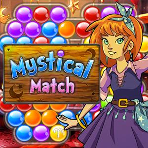 mystical match GameSkip