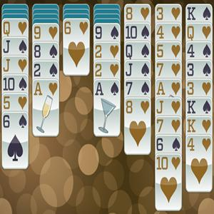 new year's solitaire GameSkip
