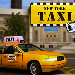 new york taxi license 3d GameSkip