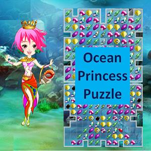ocean princess puzzle GameSkip