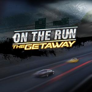 on the run the getaway GameSkip