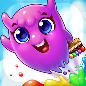 paint monsters GameSkip