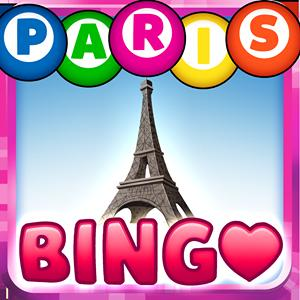 paris love bingo GameSkip