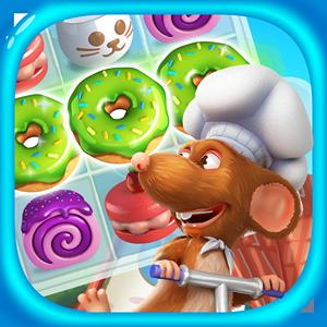 pastry cook GameSkip