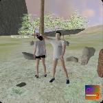 pc story 3d talk on island