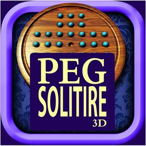 peg solitaire 3d GameSkip
