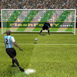 penalty fever 3d GameSkip