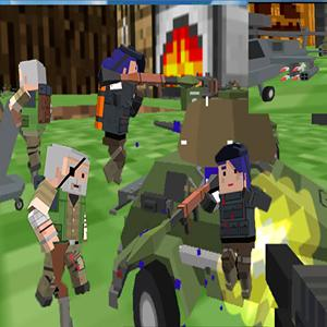 pixelar vehicle wars GameSkip