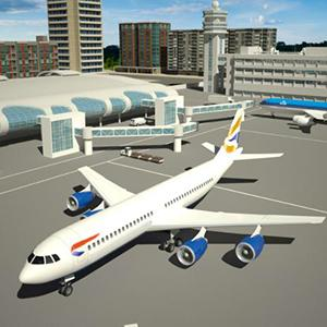 plane parking 3d GameSkip