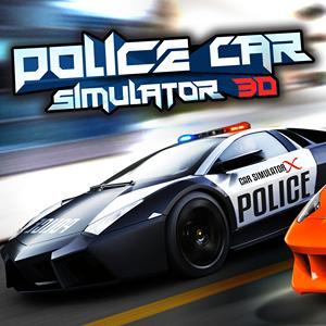 police car simulator GameSkip