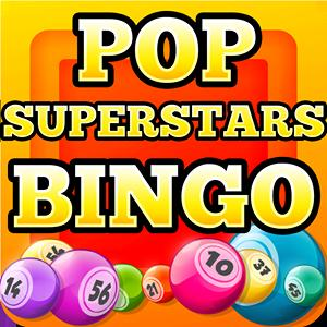 pop superstars bingo GameSkip