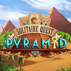 pyramid solitaire quest