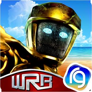 real steel world robot boxing GameSkip