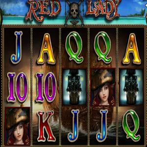 red lady deluxe GameSkip