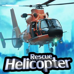 rescue helicopter GameSkip