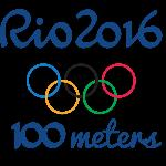 rio 100 meters race GameSkip