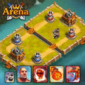 royal arena GameSkip