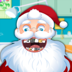 santa claus dentist