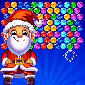 santa pop GameSkip