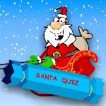 santa quiz GameSkip