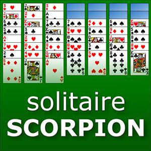 scorpion solitaire GameSkip