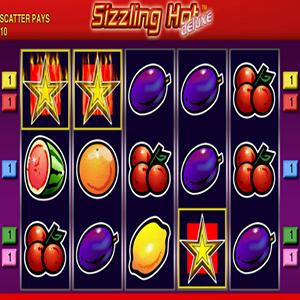 sizzling hot deluxe GameSkip