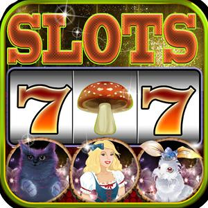 slots alice in wonderlands GameSkip