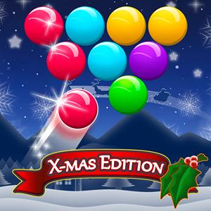 smarty bubbles x-mas GameSkip