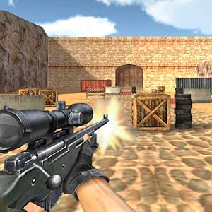 sniper shooting 3d GameSkip