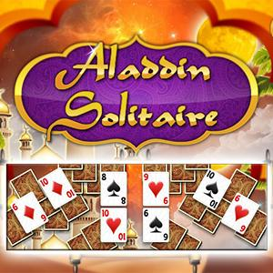 solitaire aladin fun GameSkip