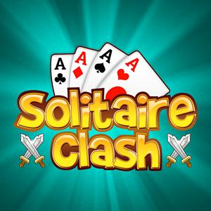 solitaire clash GameSkip