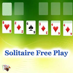 solitaire free play GameSkip