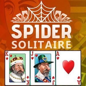 solitaire spider 5 GameSkip