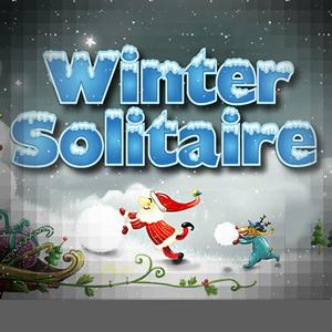 solitaire winter GameSkip
