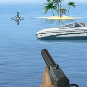 speedboat shooting GameSkip
