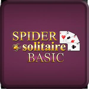 spider solitaire basic