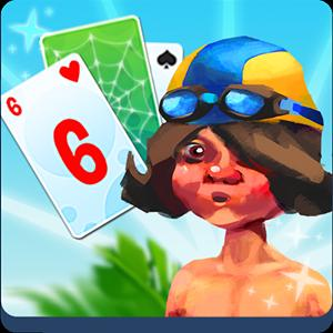 spider solitaire beach resort GameSkip