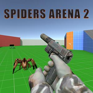 spiders arena 2 GameSkip