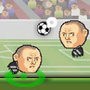sports heads football game GameSkip