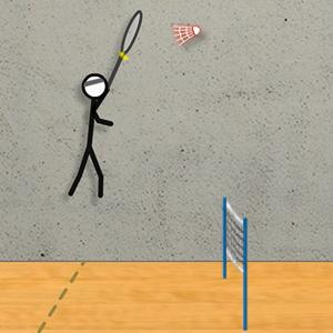 stick badminton GameSkip