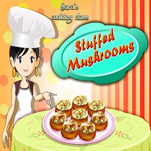 stuffed mushrooms GameSkip