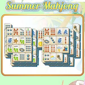 summer mahjong GameSkip