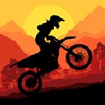 sunset bike racer - motocross GameSkip