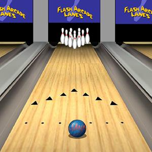 super bowling GameSkip