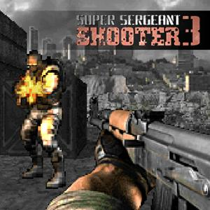 super sergeant shooter 3 GameSkip